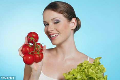 Томаты против депрессии еда