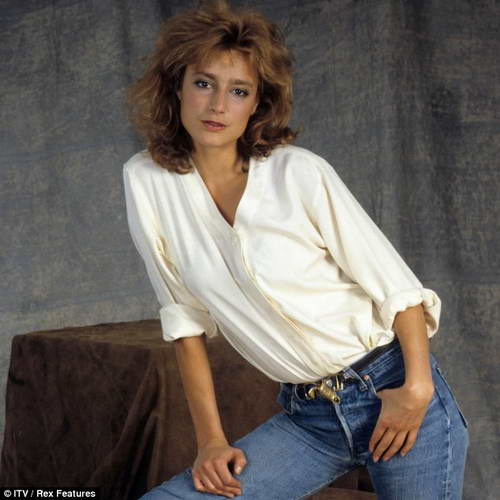 Трейси в 80-х годах - звезда ТВ