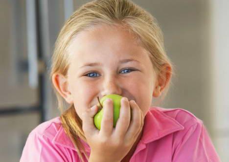 Яблоко в день и к врачам не ходи