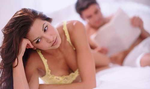 отсутствие секса в начале отношений
