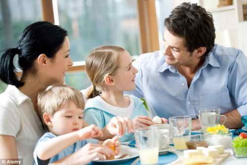 Родители в семье имеют любимчиков
