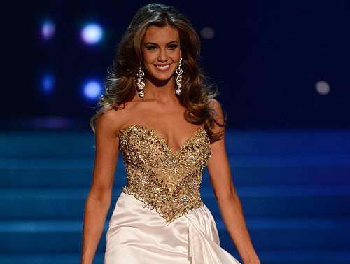 Мисс США 2013 Эрин Брэди